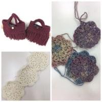ザク編み教室