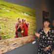 難民や末期患者…「死を見つめ輝く生」 写真家・安田さん、新宿で個展