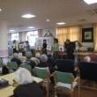 高齢者施設での演奏