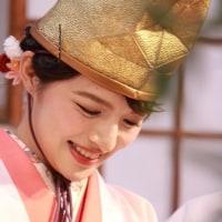 今宮戎神社2018えべっさん「福娘」画像 平成30年十日戎 福むすめ&ゑびすむすめ その47 推し福さん