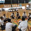 1年生総合学習 第1回国際交流