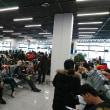 現在 銅仁空港 搭乗口付近です。