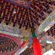 台湾ツアー 極彩色・台湾最大の廟 文武廟 4