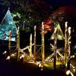 肥後細川庭園 秋の紅葉ライトアップ・ひごあかり2018