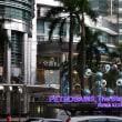 2013 マレーシア旅行 その12 マレーシア――スコールの中のペトロナスタワー(クアラルンプール)