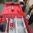 3月18日 本日は国立市消防団第三分団消防ポンプ車お披露目式に出席しました