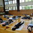 ゆる体操冬期講座の開講日の変更