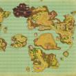 ドラクエ9 宝の地図入口マップ1