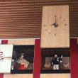 飯山駅からくり時計