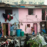 Downtown☆インドの街角から