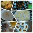 白菜と鶏のクリーム煮