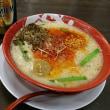 「ラーメン「まこと屋」!!「台湾黒ごま担々麺」!!
