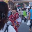 2017大村夏越しまつり 大村フラワー大使・田渕加奈子 2017・8・2