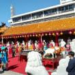 孔子廟のお祀り