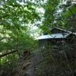 ヤカンと山小屋