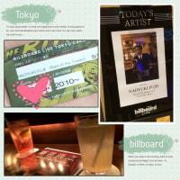 """藤井尚之 """"Special Live Theater"""" Vol.3 『foot of the Tower』2nd @billboard live Tokyo"""