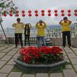 台湾ツアー 極彩色・台湾最大の廟 文武廟 10