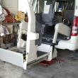 トヨタハイエース ウェルキャブ昇降装置故障の修理