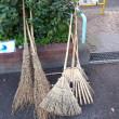 町内会の初仕事 公園の掃除