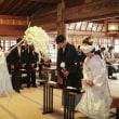 神前結婚式に出席する時の作法について!