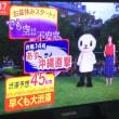 Jチャンネルにゴーちゃん。