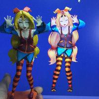 6月のユニティちゃん・遂に新作2体の塗装が完成!