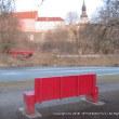 バルト三国とポーランドの旅☆タリン駅で鉄道を見る