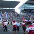 鈴鹿8耐決勝を見に行ってきました。