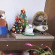 クリスマスの小さな飾り物