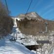 スキー三昧!、( ̄▽ ̄)V