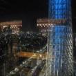 スカイツリーも寒い\(~o~)/東京の街