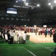 第35回三笠宮杯の会場東京体育館に!岩手のコール