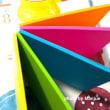 来年の手帳準備をぼちぼちと(PAGEMマンスリー編2)〜Pitta ふせんの匠 好きな色から使えるふせん(クラスター株式会社)〜