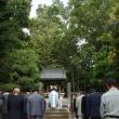 2017年9月30日 平成29年度枝下川神社終水式