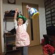 プレゼントを受け取った娘 平成30年1月