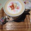 コリラックマカフェ、いぇーい!