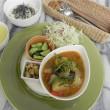 今週のマクロビオティックランチは「夏野菜のトマト煮ラタトゥイユ」!!  7/19~7/24