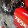 MV Agusta 750 sport Drum Brake type