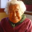 笑顔の素敵なおばあちゃん!