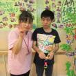 生活介護のブログ(七夕・水遊び)