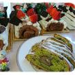 クリスマスケーキと抹茶のシュトーレン