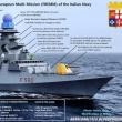 オーストラリア海軍フリゲート艦計画、英伊2社に高評価。