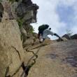 郷ひろみの弟みたいな顔した従弟と登る『乾徳山』その1