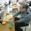 1月21日新宿将棋センターでの指導対局の風景