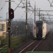 2017年10月18日,今朝の中央線 成田エクスプレス7号 E259系