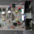 日立 HMA-9500Ⅱノンカットオフ回路検証基板のパーツ取り付け