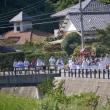 村の鎮守の秋祭り