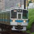 2018年7月12日 小田急 百合ヶ丘 1054F  通勤急行