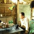 ミャンマーから帰国した古庄重生さんの