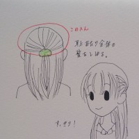 ホントの初心者・不器用さんのためのヘアアレンジ。